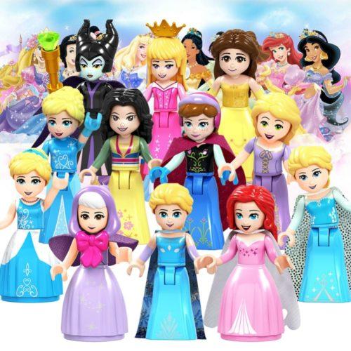 Lego Minifigures Popular Characters