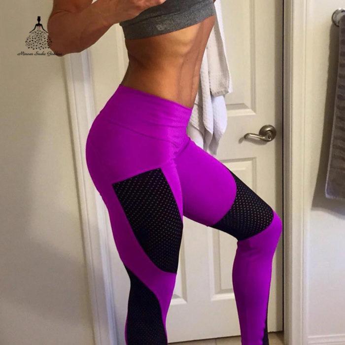 Workout Pants Yoga Leggings Activewear