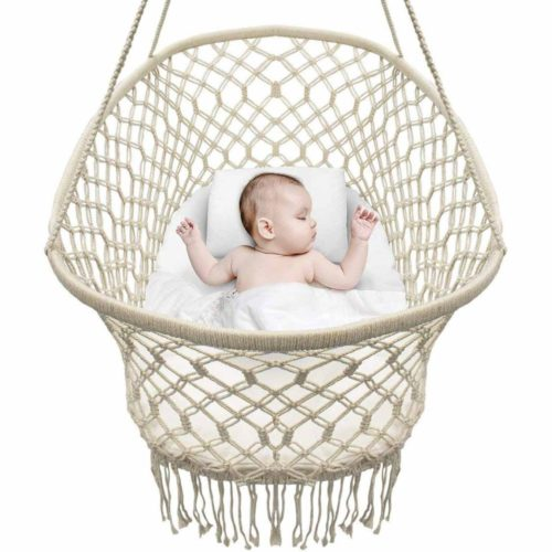 Baby Rocker Portable Hanging Crib