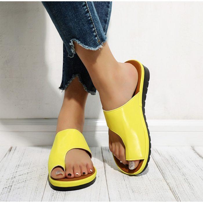 Orthopedic Sandals Women's Footwear