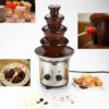 Chocolate Fountain 4-Tier Fondue