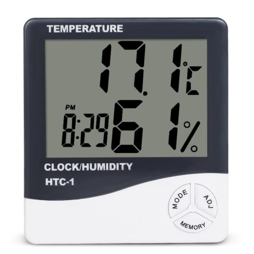 Humidity Meter Digital Instrument