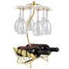 Wine Rack Drinking Glasses Holder