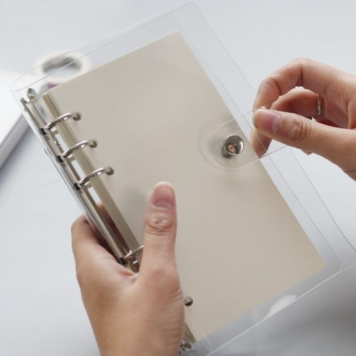 Ring Binder Loose Leaf Binder