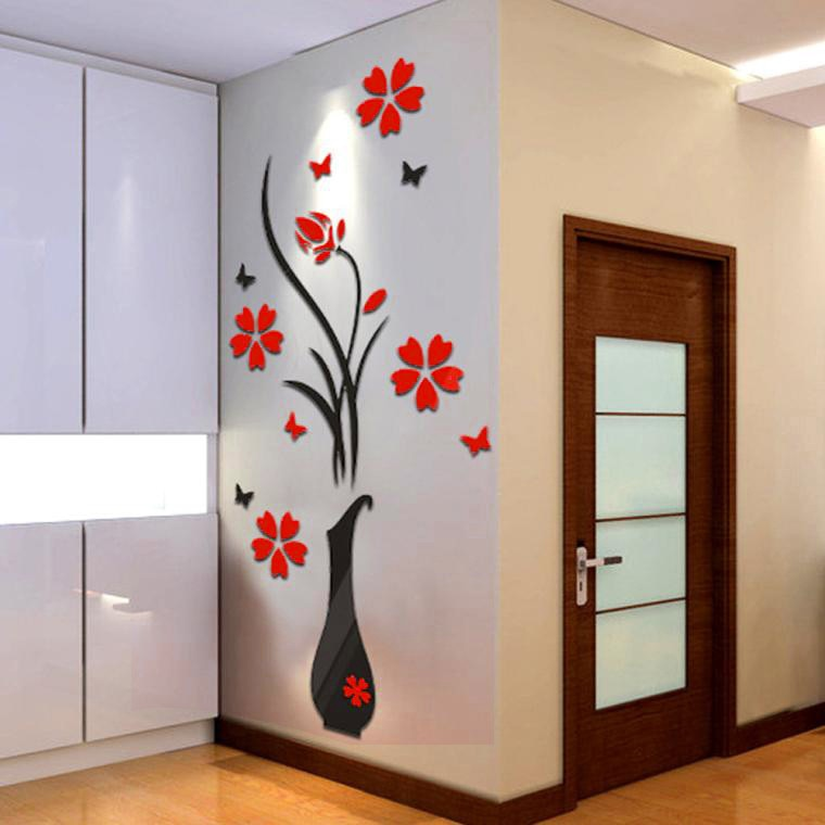 Wall Sticker Design 3D Wall Decor
