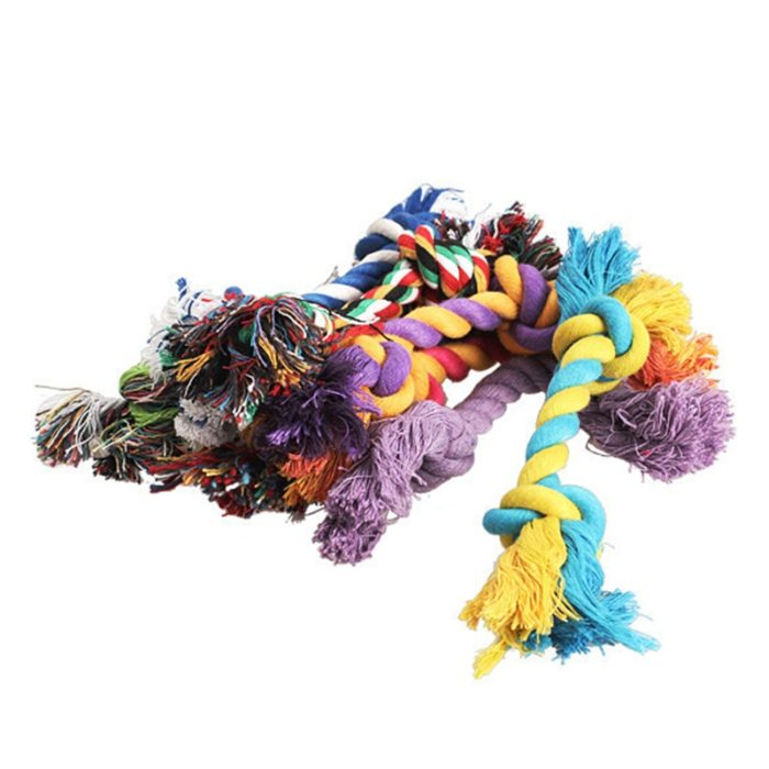 Puppy Chew Toys Rope Knot