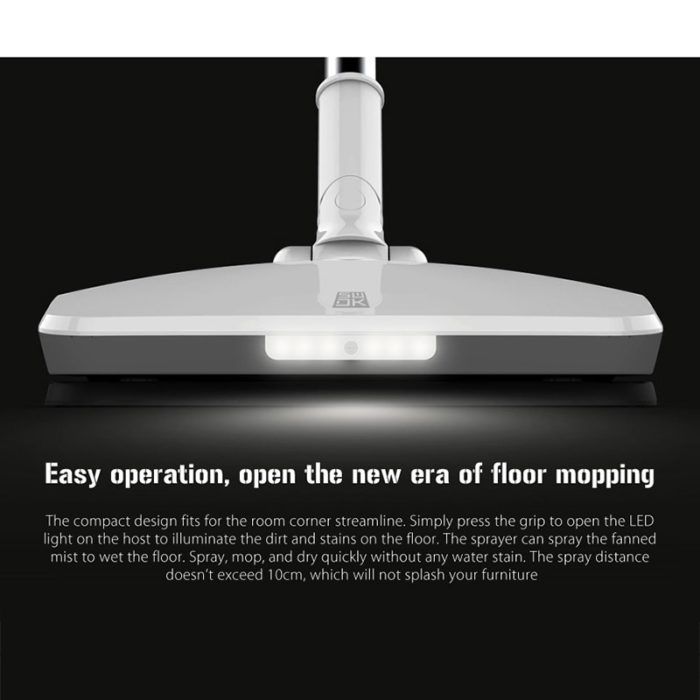 Electric Mop Handheld Wireless Cleaner