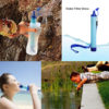 Portable Water Filter Purifying Straw