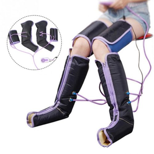 Foot and Calf Massager Compression Wraps