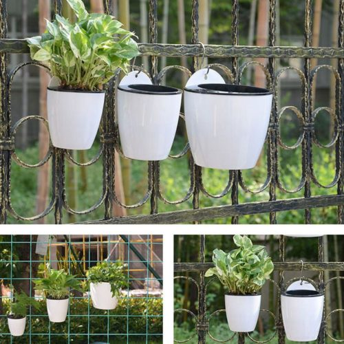 Self Watering Planters Hanging Pot