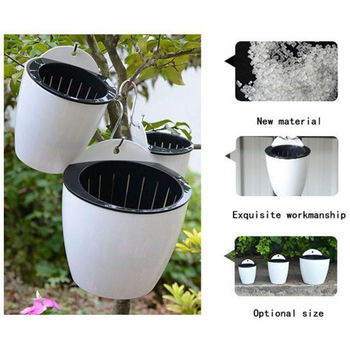 Self Watering Planters Hanging Pot