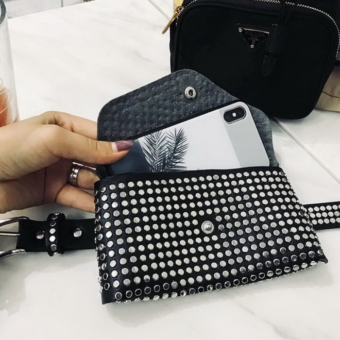 Waist Pouch Ladies Fashion Belt Bag