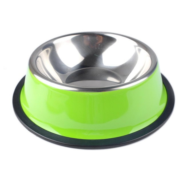 Dog Bowls Pet Food Feeder