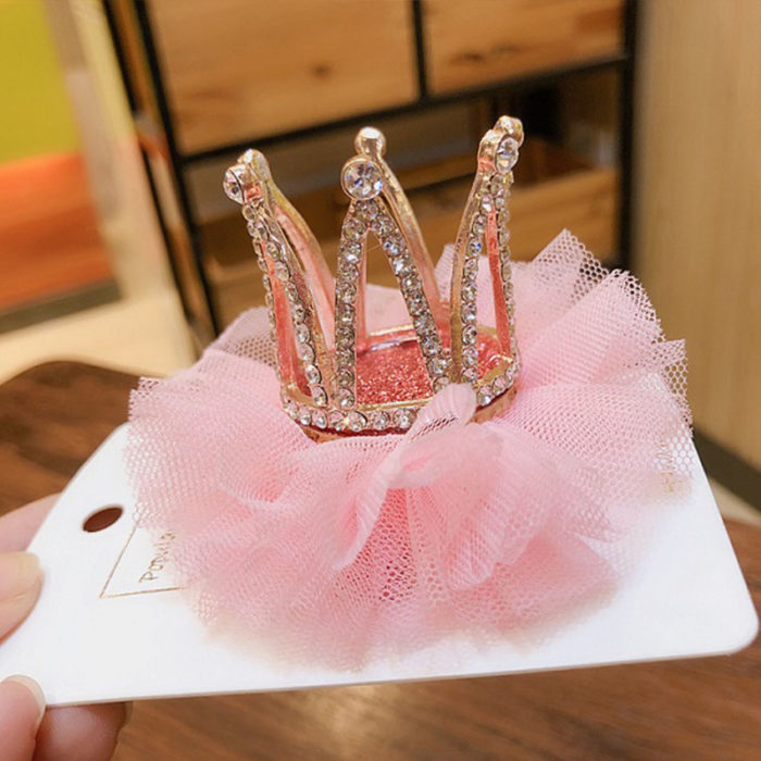 Princess Tiara Kids Clips