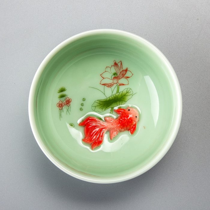Teacup Traditional Chinese Ceramic