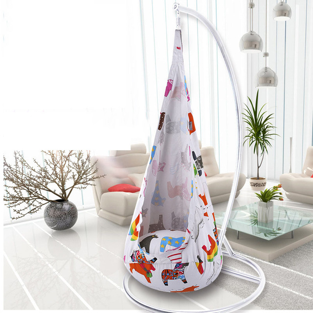 Childrens Swing Cocoon Style