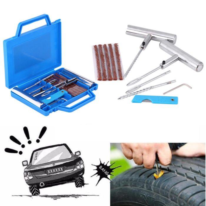 Puncture Repair Kit 11PC Set
