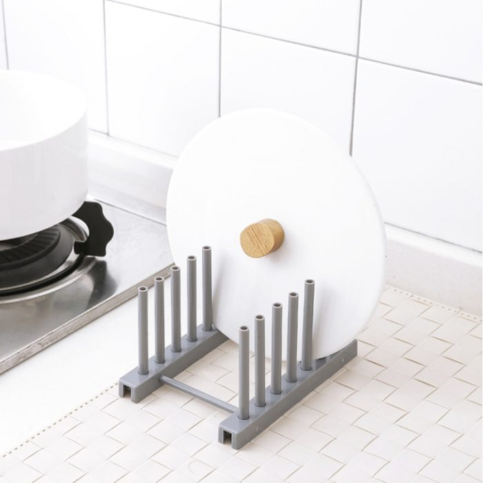 Plate Holder Kitchen Organizer