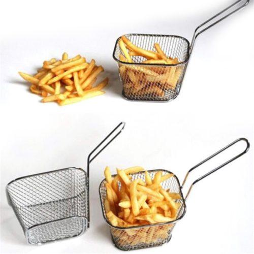Fry Basket Kitchen Essential