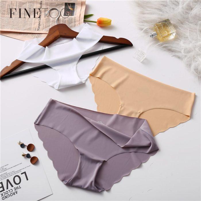 Seamless Panties 3 Pcs/Set