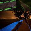 Garden Pebbles Glow in the Dark