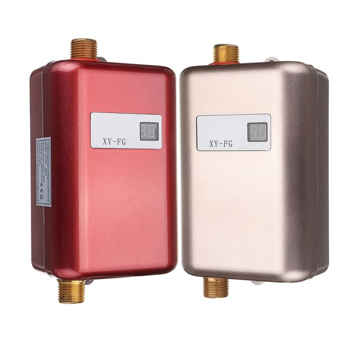 Electric Water Heater Universal Device
