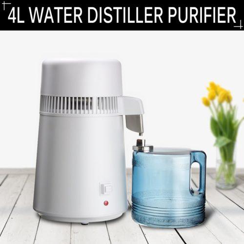 Distilled Water Machine Electric Purifier