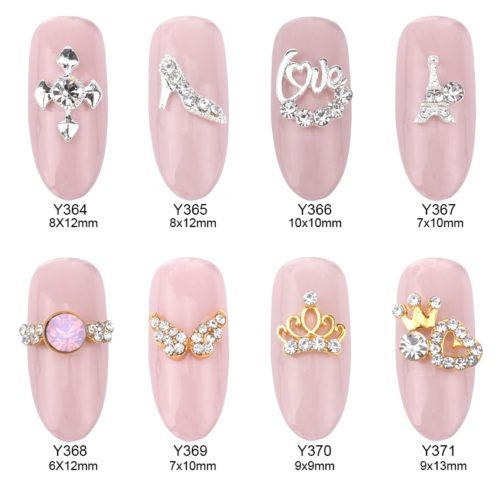 Nail Jewels Nail Art Accessories