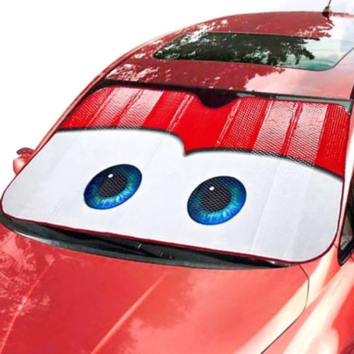 Windshield Sun Shade Car Accessory