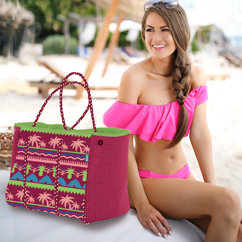 Beach Bag / Ladies Fashion Handbag