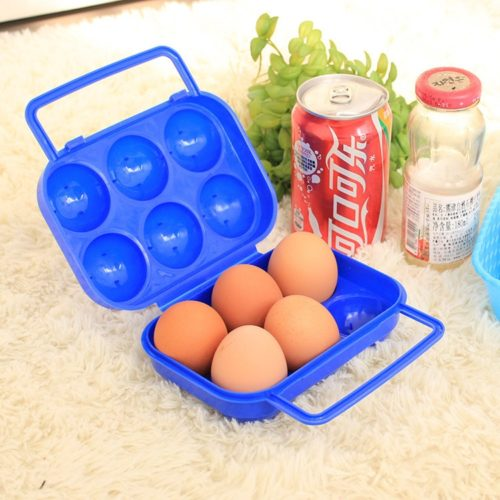 Egg Tray Fits Half Dozen