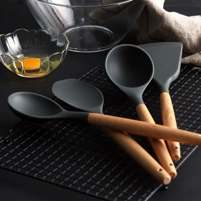Cooking Supplies Silicone Cooking Tools