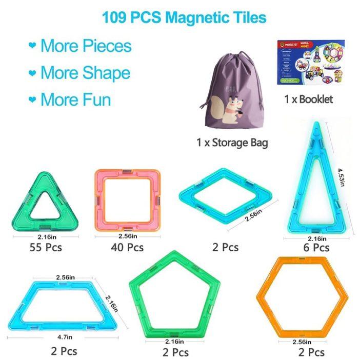 Magnetic Toys Building Blocks