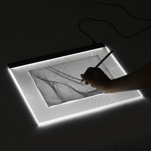 Tracing Light Box LED Drawing Pad
