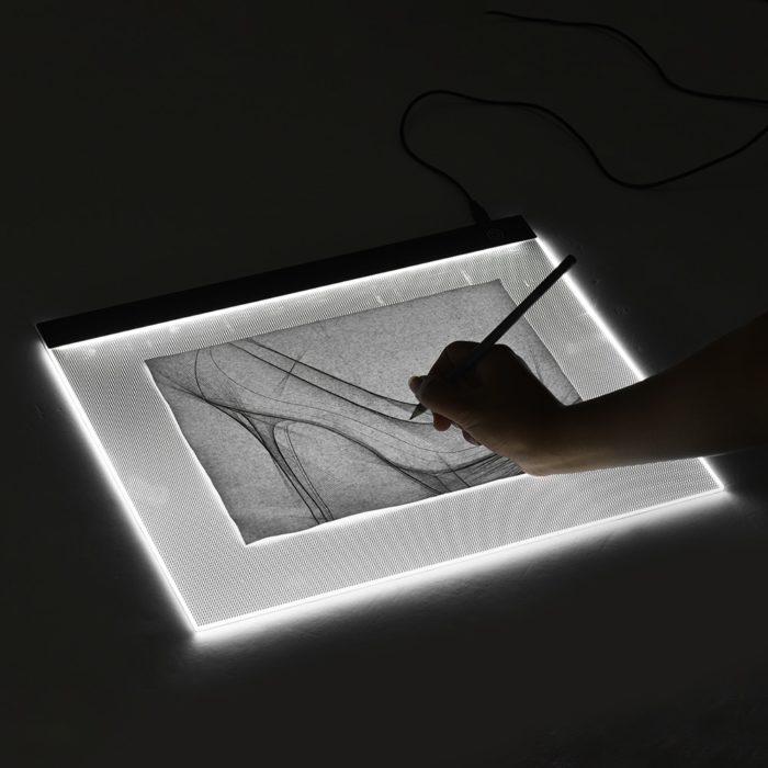 Tracing Light Box LED Drawing Pad