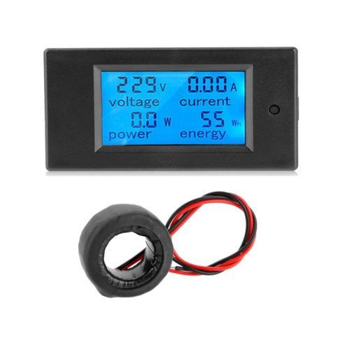 Power Meter Digital AC Device