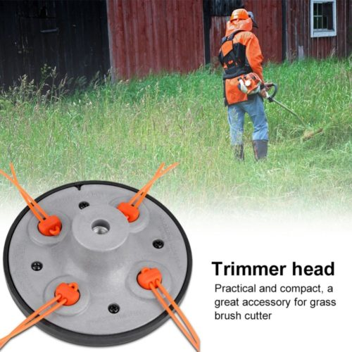 String Trimmer Universal Mower Head