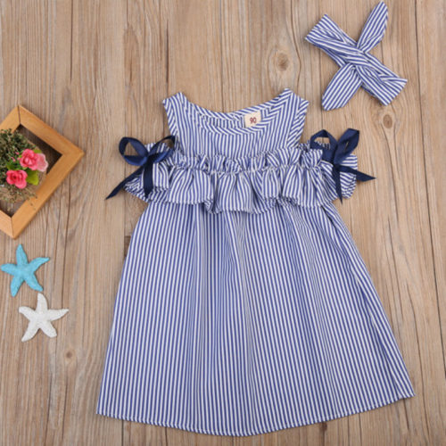 Summer Dresses Little Girls Clothes