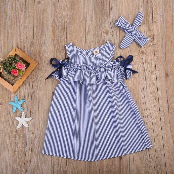 Summer Dresses Little Girls Clothes