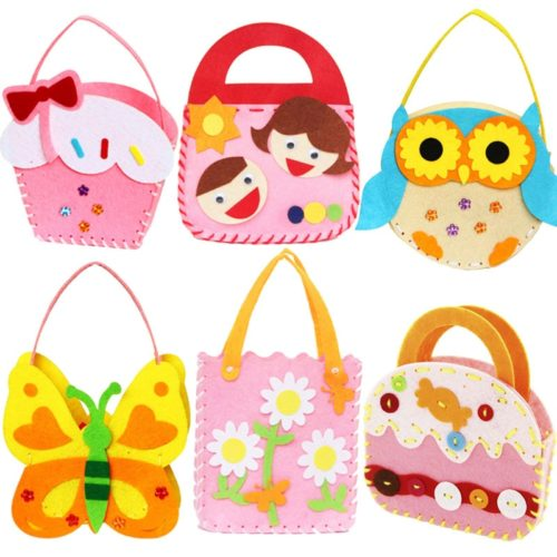 Kids Bags DIY Bag Making Kit