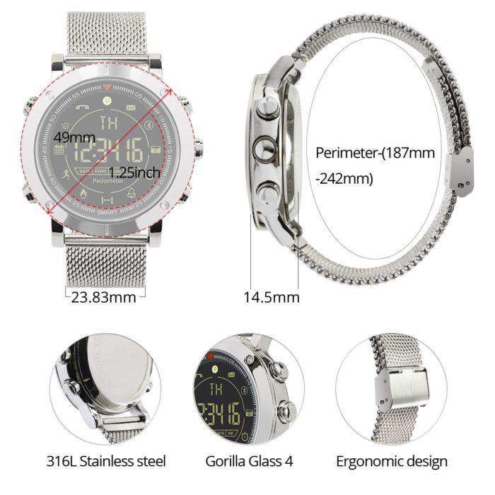 Sport Smartwatch Casual Accessory