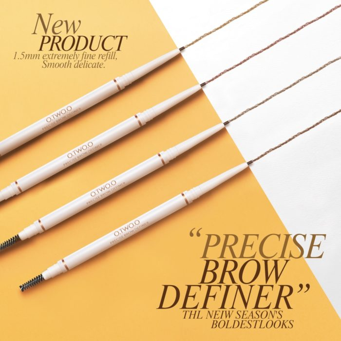 Eyebrow Filler Shades of Brown