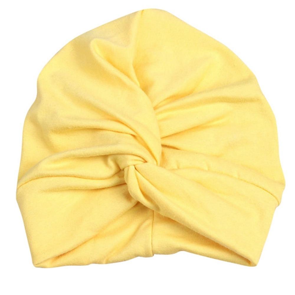 Turban Hat As Fashion Wear