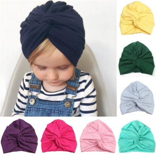 Turban Hat Baby Fashion Wear