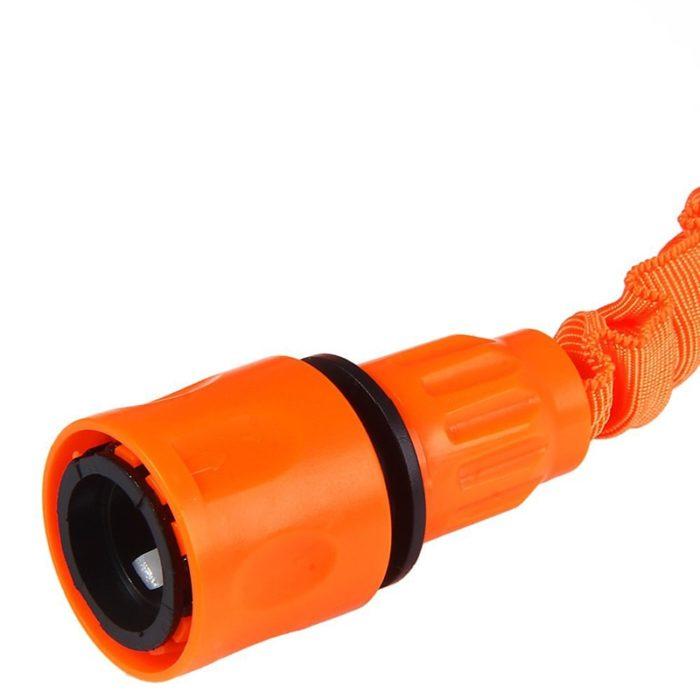 Expandable Garden Hose with Spray Gun