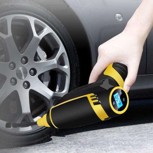 Electric Air Pump Digital Tire Inflator