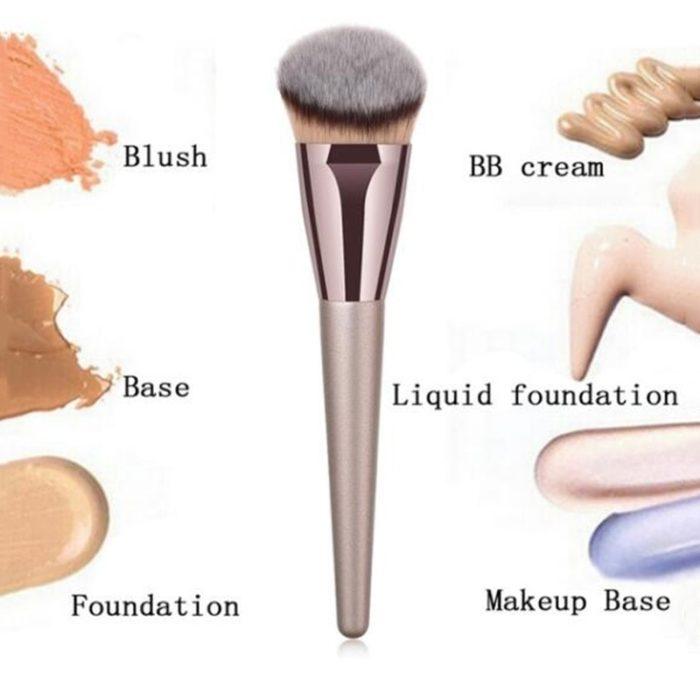 Buffing Brush Angled Makeup Tool