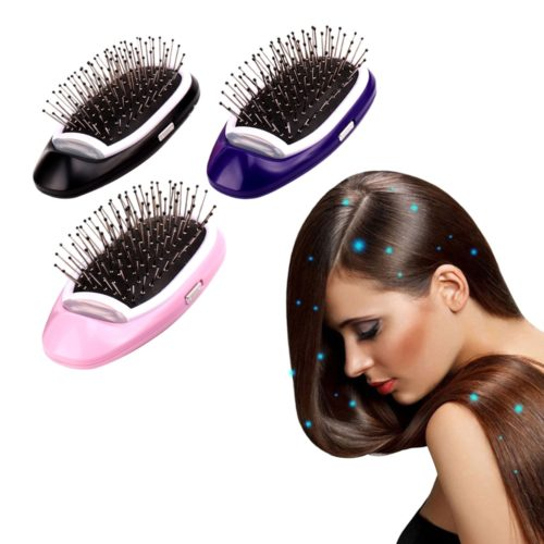 Ionic Brush Electric Hair Comb