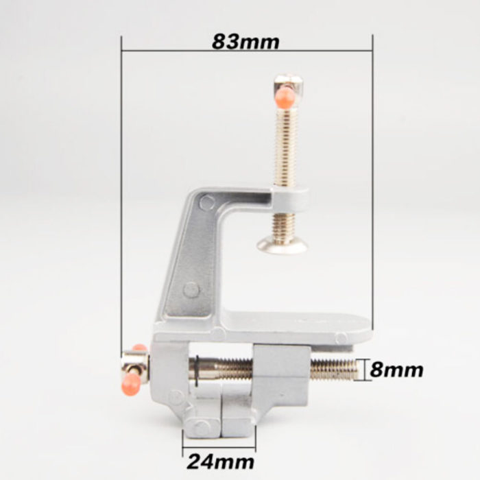 Bench Vice Mini Clamp-On Tool
