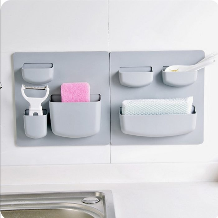 Wall Storage Wall Mount Organizer